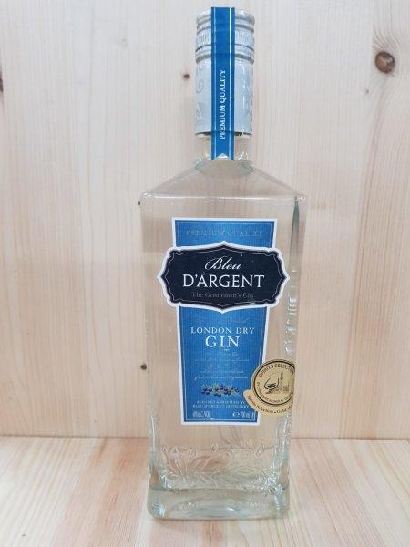 Bleu Dargent Gin 40% Vol. 0,7 l
