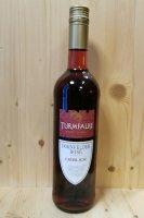 Turmfalke Wein Dornfelder Rose lieblich 0,75 l