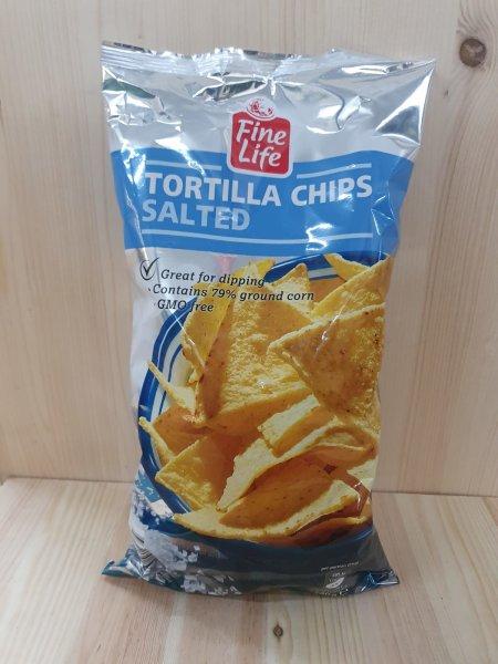 Fine Line Tortilla Chips Salted (gesalzen) 200g