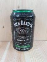 Jack Daniels Ginger 0,33 l Dose