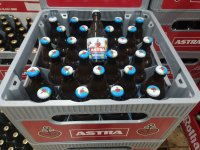 Astra Kiezmische 27x0,33 l Glas