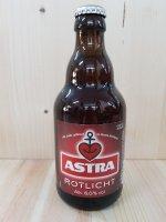 Astra Rotlicht 0,33 l Glas