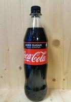 Coca Cola Zero 1,0 l PET