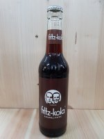 Fritz-Kola Kaffee 0,33 l Glas