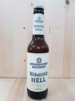 Bürgerliches Brauhaus Altbairisch Hell 0,33 l