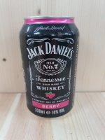 Jack Daniels Berry 0,33 l Dose