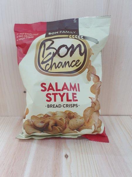 BON CHANCE Brotchips Salami 120g BT