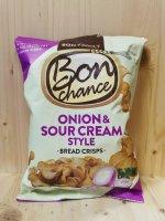 BON CHANCE Brotchips Sour Cr.&O. 120g BT