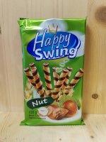 HAPPY SWING Waffelröllchen Haselnuss 150g