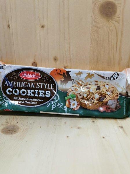 LIEBICH American Cookies Haseln. 135g VP