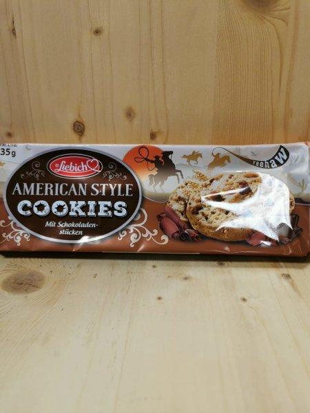 LIEBICH American Cookies Schoko 135g VP