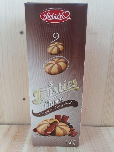 LIEBICH Twisbies Choco 150g