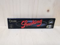 Smoking Deluxe Black KS Longpapers 33 leaves