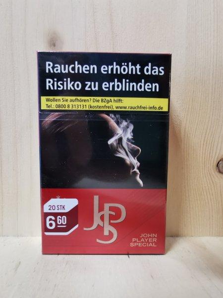 JPS John Player Special Rot 20 Stück 6,60 €