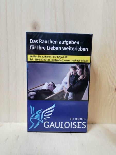 Gauloises Blondes Blau 20 Stück 7,00 €