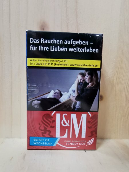 L&M Red Label 20 Stück 6,60 €