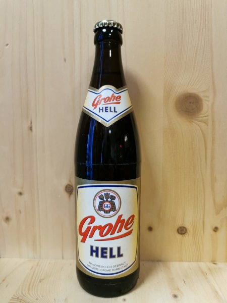 Grohe Hell 0,5 l Glas