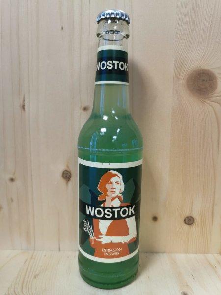 Wostok Estragon-Ingwer 0,33 l