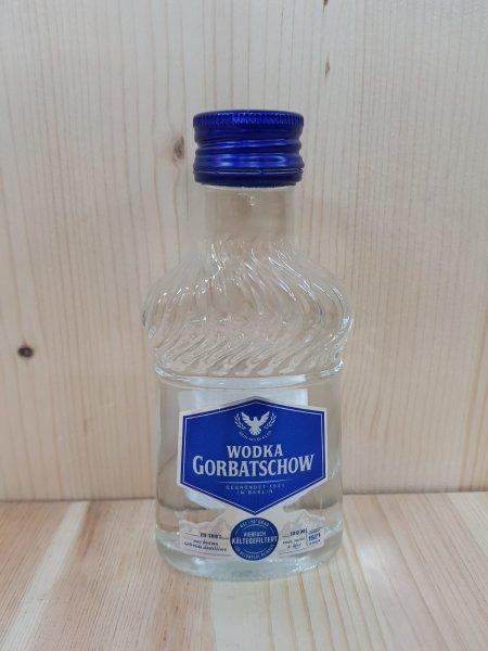 Wodka Gorbatschow 37,5% Vol. 0,1 l